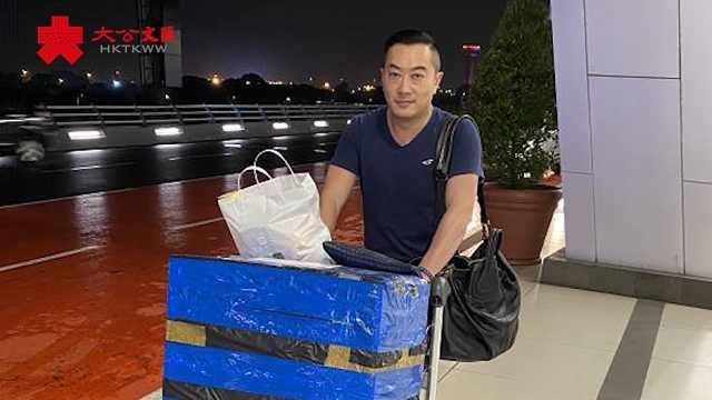 警司陈凯港再筹3.5万个口罩捐前线