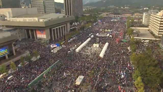 首尔禁群众集会,组织者:如期举行