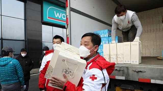 江苏葱油饼,整整3000箱送到武汉!