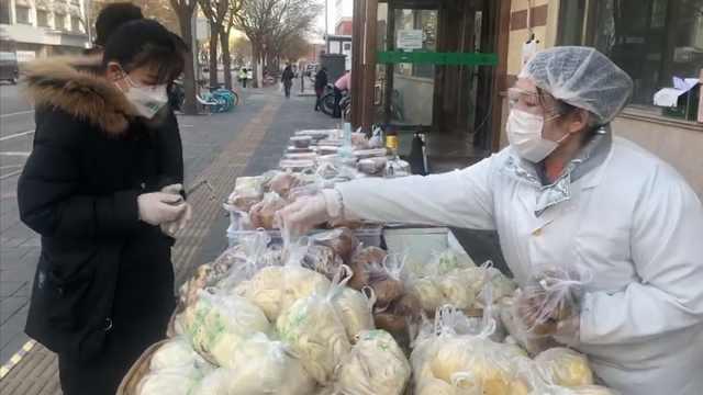 北京老字号开做堂食外送、网络外卖