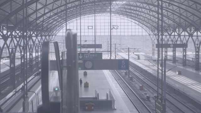 实录|百年汉口站的封城30天