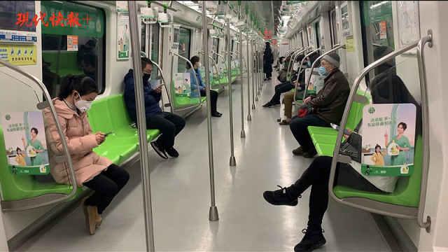 新的一周开始了,南京城也开始复苏