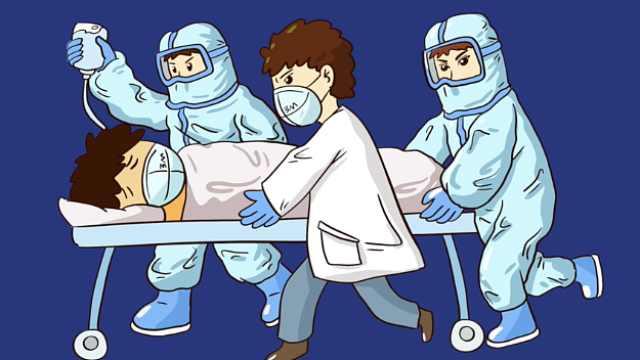 重症室医护人员,如何面对心理压力
