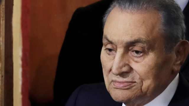 埃及前总统穆巴拉克逝世,享年91岁