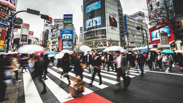 统计研究:日本感染者或超10万人