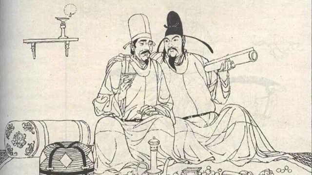 李白收到杜甫很多诗,他一首没回?