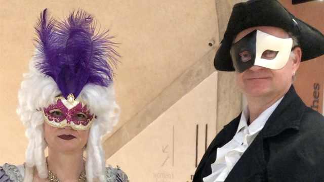 探访意第二疫区:威尼斯游客不担心
