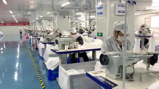 深圳口罩企业日均产能如何?