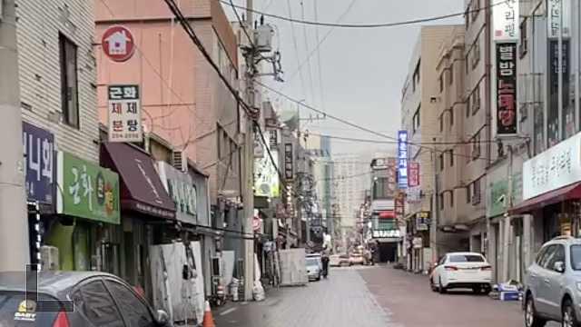 探访韩国爆发原点大邱:去市中心的公交车上仅3名乘客