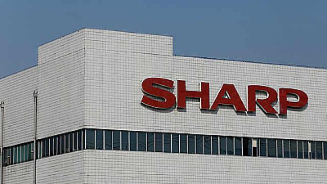 夏普成日本首家转产口罩企业