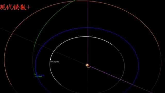 小行星将于5月初飞掠地球