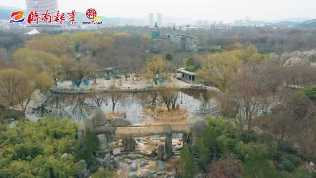 舜网云踏青:泉城公园