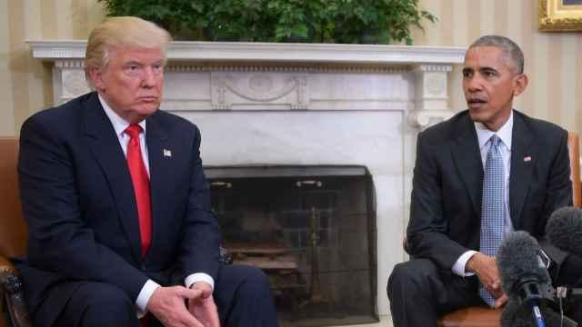 特朗普称奥巴马的政策妨碍病毒检测