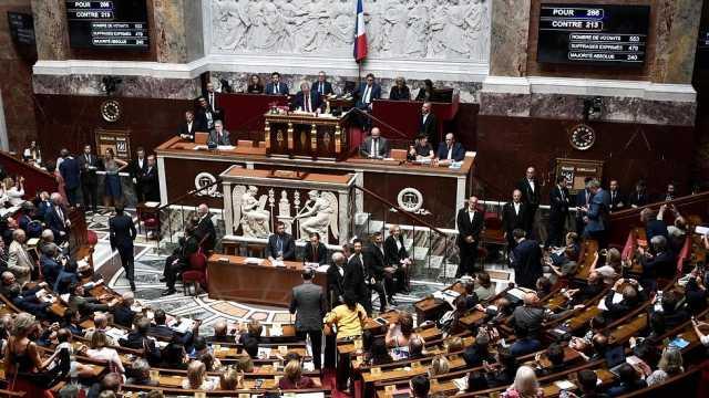 法国一议员确诊,曾与多名官员接触