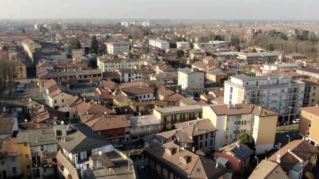 探访意大利爆发原点:1号病人的小镇,大叔想念咖啡店