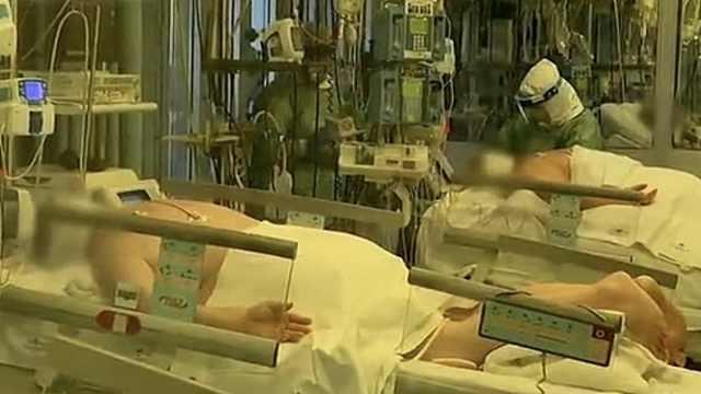 意大利红区危重病人病房画面曝光