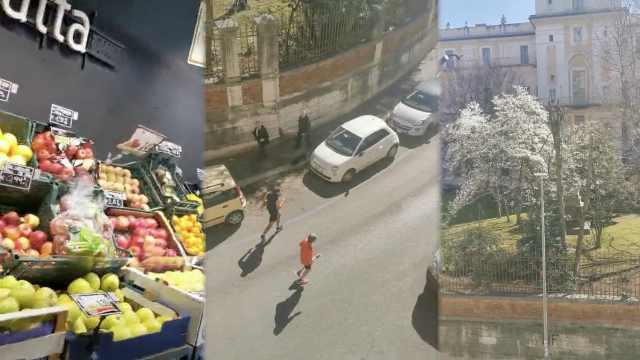 意大利封城,华商:市民上街不戴口罩