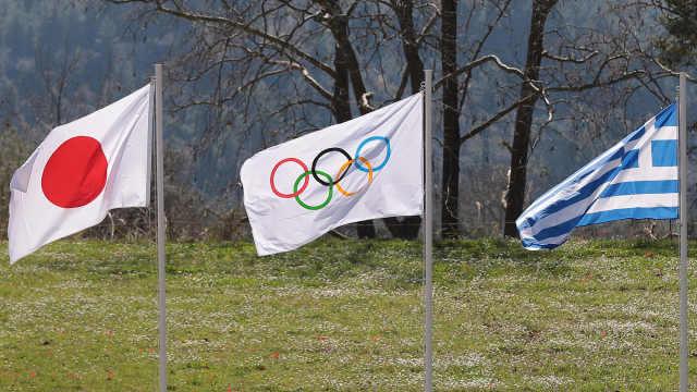 日本继续为奥运做准备:立场无变化