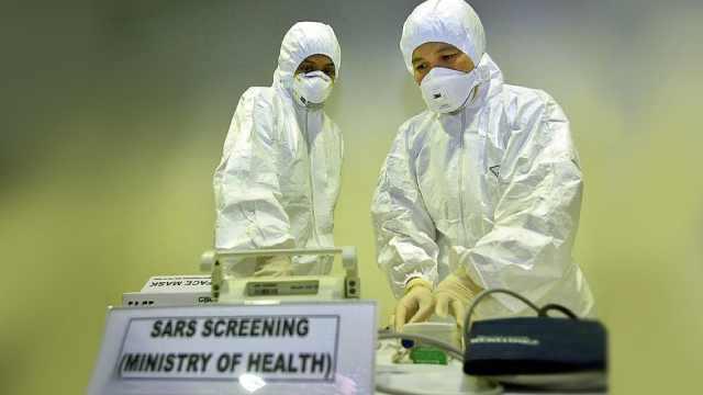 传染病与人:不会终结的战役