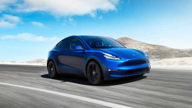 特斯拉Model Y更多细节曝光,国产预计48.8万元起