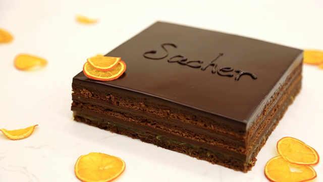 沙赫蛋糕:巧克力蛋糕的鼻祖,消泡猛,新手进阶