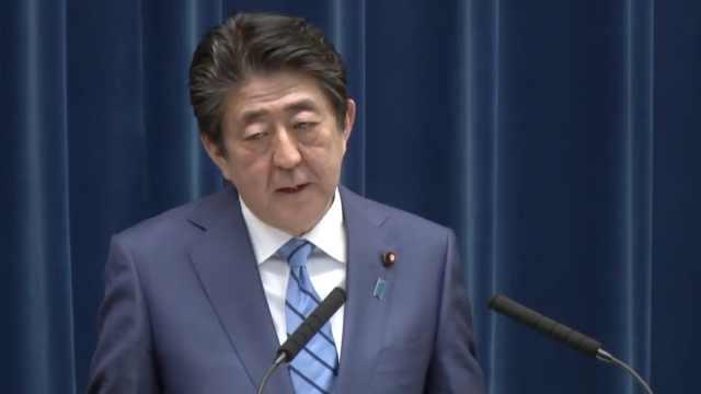 日本首相安倍晋三:东京奥运按计划举办,展示全球战胜疫情