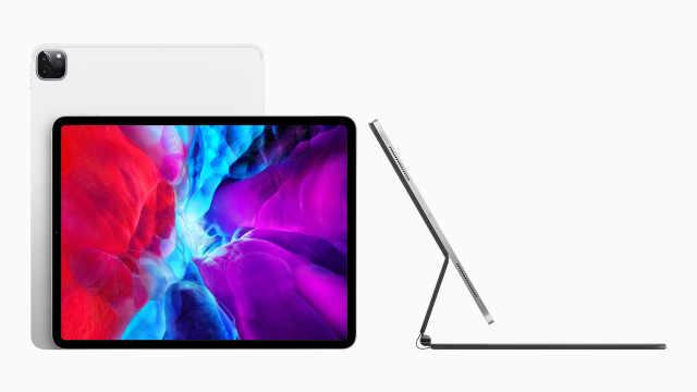 苹果突然在官网更新了iPad Pro和MacBook Air等多款新品!