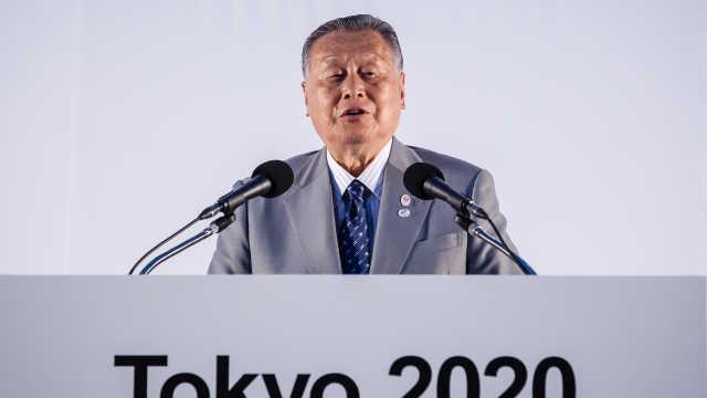 东京奥组委主席将取消希腊之行,不参加奥运圣火交接仪式