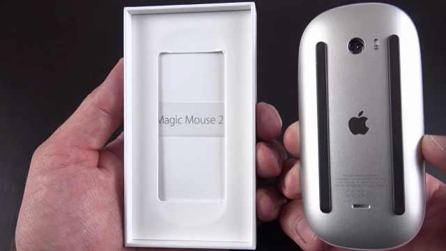 苹果可变形妙控鼠标获专利,可以改变高度和宽度