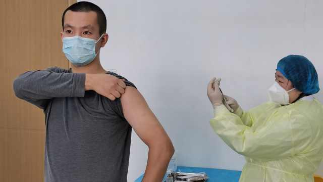 新冠疫苗志愿者详述接种过程:采血6次,接种后顾虑打消