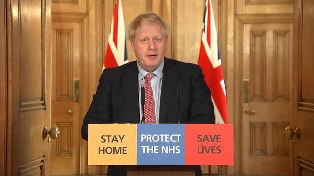 英国NHS招抗疫志愿者:一天内40万人报名,1万退休医护返岗