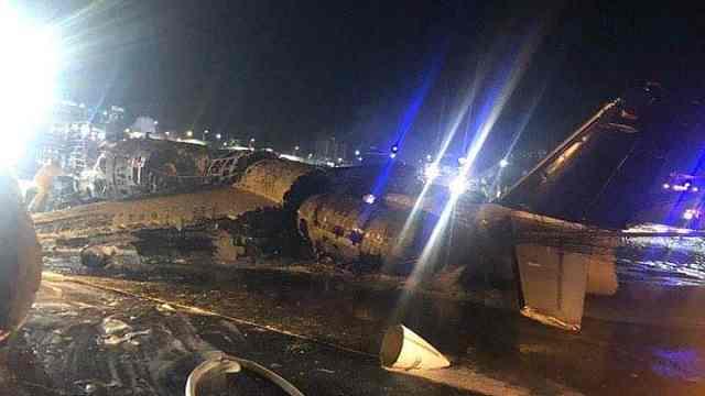 菲律宾卫生部包机起飞时爆炸:机上8人全部死亡,包括医护病人