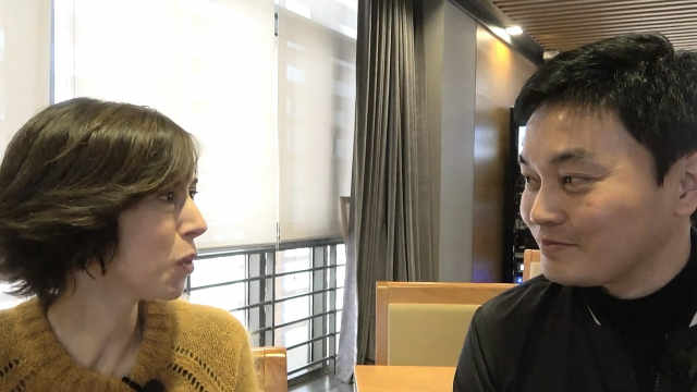 法国著名作家莱蒂西娅·科隆巴尼用电影和小说两种方式讲故事