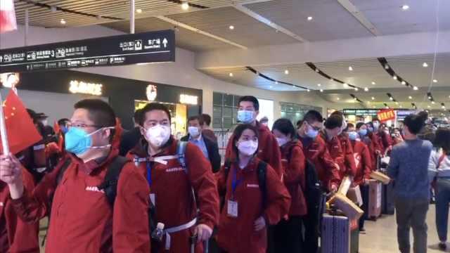 一个都不能少!湖南援鄂最后一批186名医疗队员凯旋回家