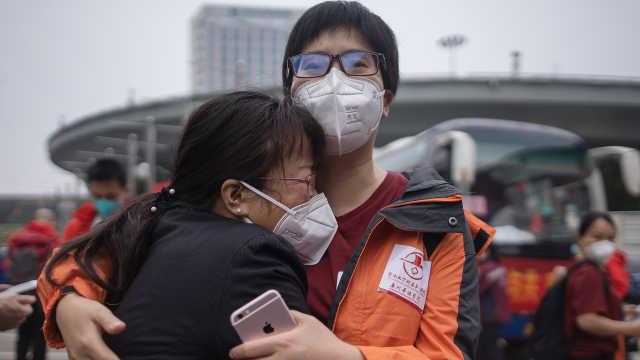 援鄂护士回忆抗疫58天:在武汉收获了生死之交
