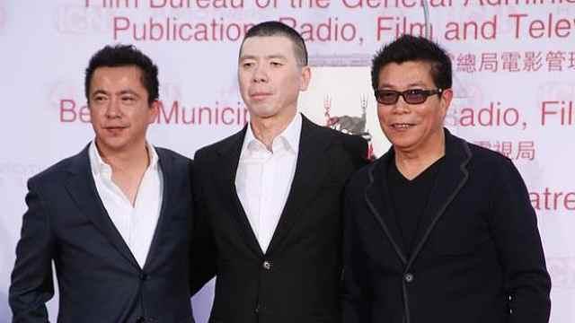 王中军称冯小刚一定有戏:我对他有信心,他文化能力在那