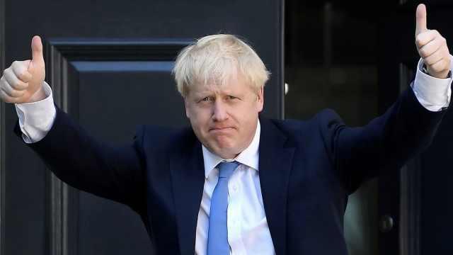 英国首相痊愈出院,继续休养不会立即返回工作岗位