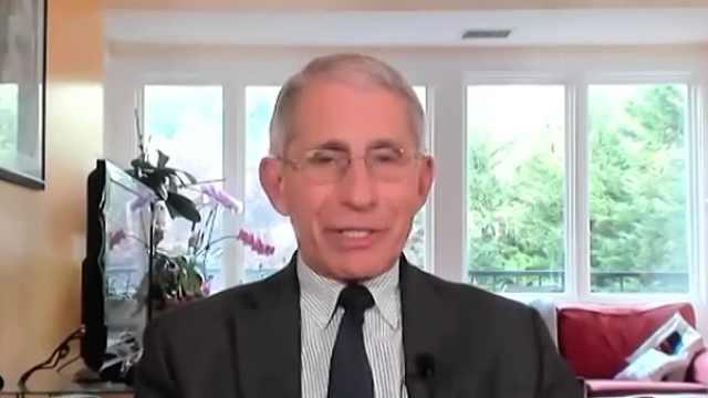 美国传染病专家福奇谈何时能重启经济:仍需要时间