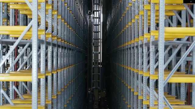盘点常见的自动化仓储系统(AS/RS)类型(上)