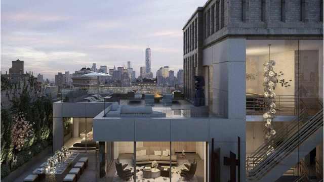 贝索斯财富再破万亿元,1600万美元闪购纽约大宅