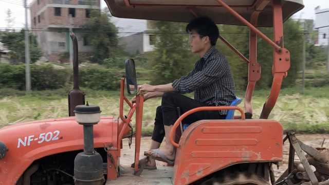 景区员工居家日记:闲了2个多月,在家帮忙种田