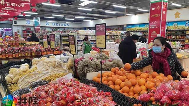 AI数据:一季度商品零售收入同比降15.8%,粮油食品类增12.6%