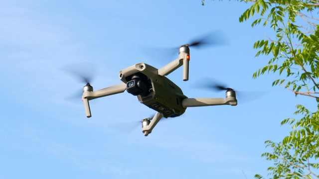 Mavic Air 2上手:图传续航增强,小巧机身能远航