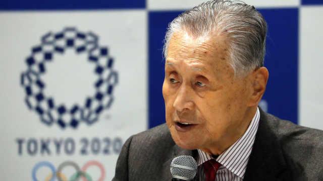 东京奥组委主席:若明年夏天疫情得不到控制,东京奥运取消