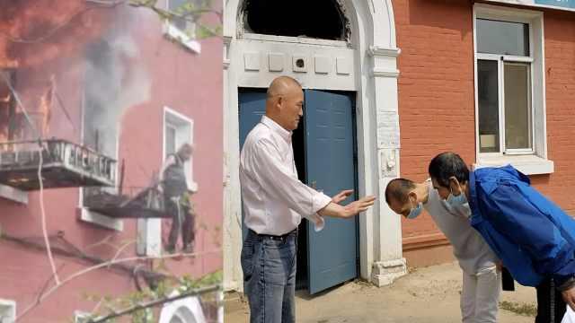 你们在哪?89岁母亲火场跳楼获救,感动中国的辽宁好人寻恩人
