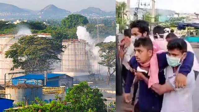 LG化学印度工厂气体泄漏,至少9人死亡,数百人住院