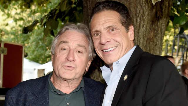 罗伯特·德尼罗想扮演纽约州长科莫:希望看到他当总统