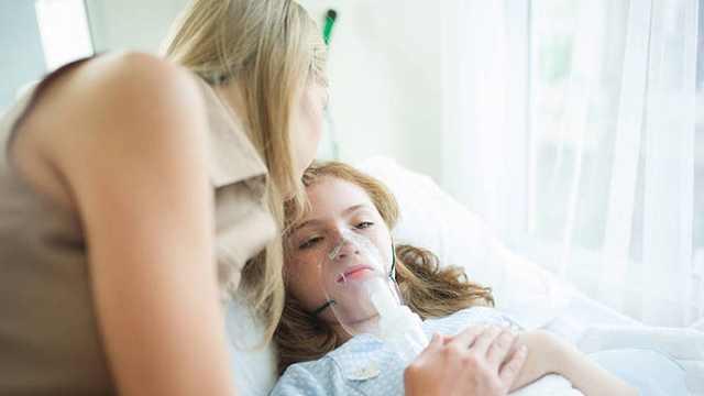 第10节:出现咯血时,高危患者提示有哪些?