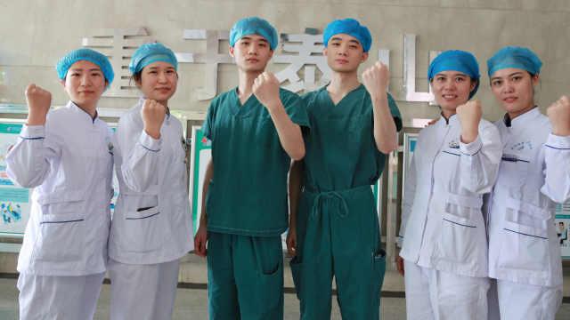 3对双胞胎护士居然在同一家医院工作!