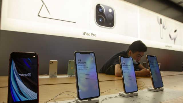 外媒:5G版iPhone没有64GB存储,128GB起步